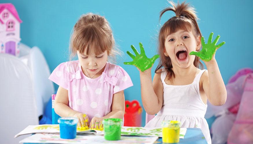 کلاس نقاشی کودک در کرج