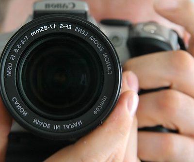 دوره آموزش عکاسی در کرج