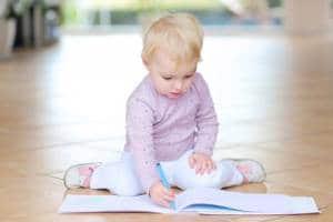 دوره نقاشی کودک
