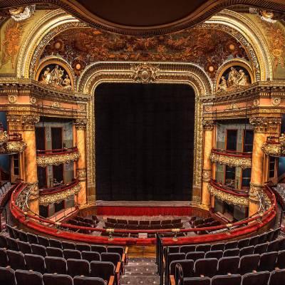 انواع مکان های برگزاری تئاتر