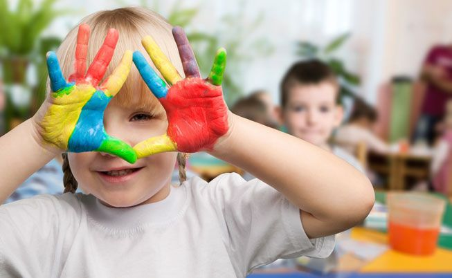 کلاس های کودکان در کرج