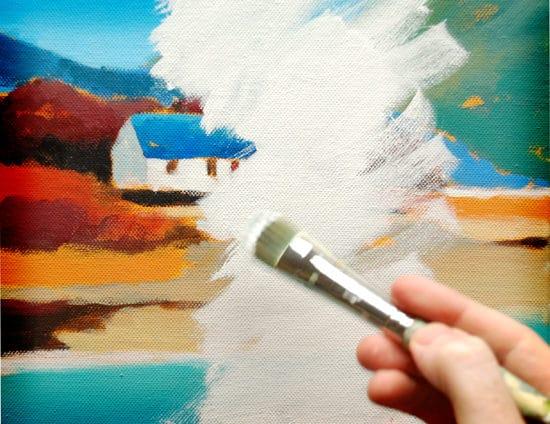 مزیت های نقاشی برای انسان