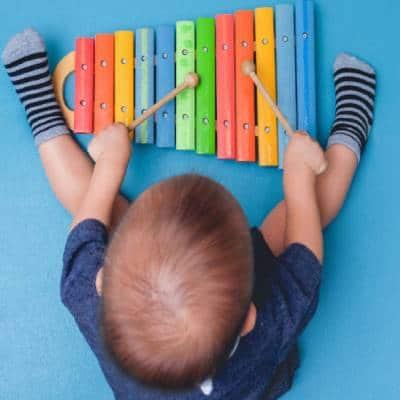 موسیقی کودک و کلاس های گروهی